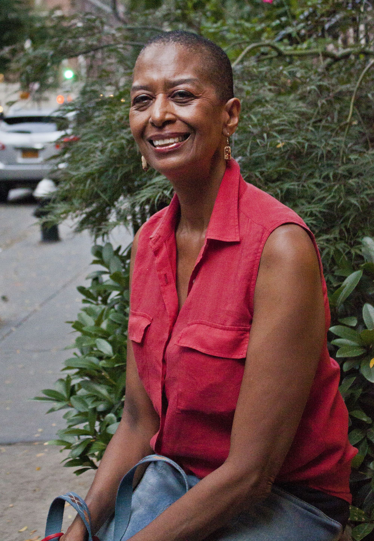 Helen Luchars pictured in New York, N.Y., on Aug. 11, 2012. (Steve Silva)