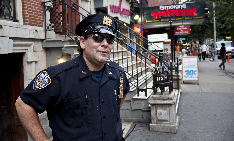 Keith Larick pictured in New York, N.Y., on Aug. 11, 2012. (Steve Silva)