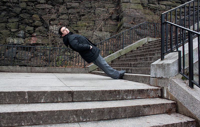 How to create levitation photos