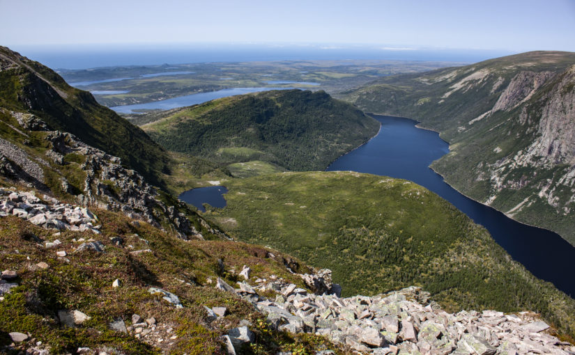 Gros Morne Mountain (James Callaghan) Trail hike